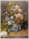 花の名画はルノアール ルノアール(ルノワール)【春のブーケ(春の花)】